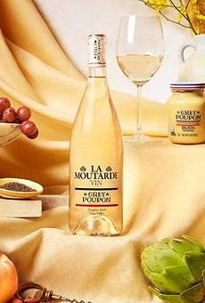 Forget mustard as a condiment — Heinz is making mustard wine now.