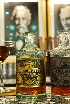 San Antonio's Maverick Whiskey has launched Spirits With Spirits ghost tours.