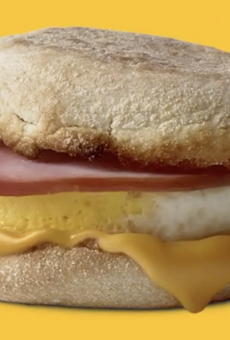 McDonald's is doling out free breakfast meals to San Antonio teachers all week long.