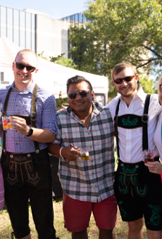 All the people we saw having fun at the 2021 San Antonio Beer Festival