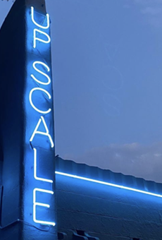 Up Scale, the newest eatery in San Antonio's Southtown neighborhood, is now open.
