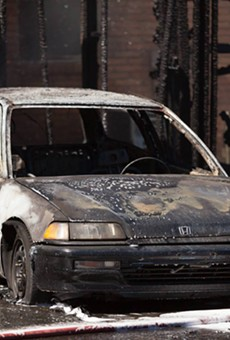 Car Loaded With Ammo Catches Fire, Explodes on South Side