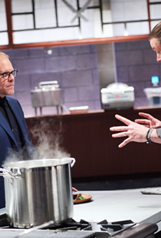 Jason Dady Will Compete in Food Network's Iron Chef Gauntlet