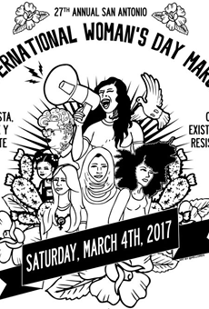 27th Annual International Woman's Day March Continues the Push for Equality (2)