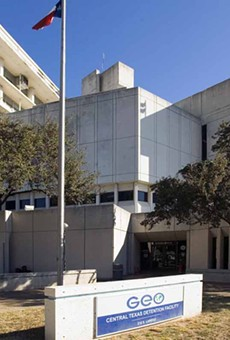 Guard at San Antonio Detention Center Admits to Sexually Abusing Inmate