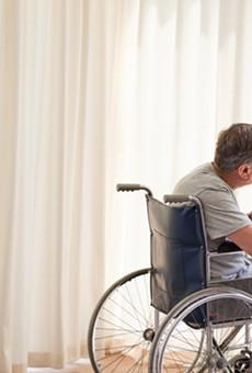 Here's How Trump's Budget Cuts Hurt Disabled, Elderly Veterans