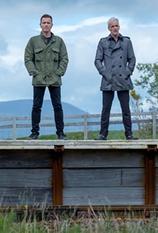 The Gang's Back Together For Another Dose of Trainspotting