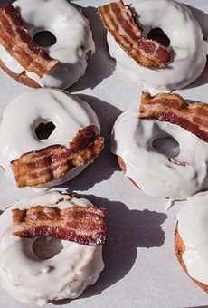 We're not going to lie — maple bacon is worth the extra calories.