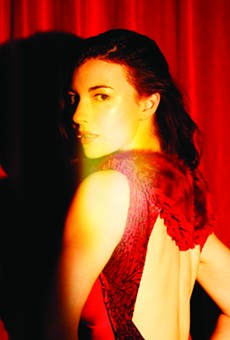 San Antonio native Chrysta Bell makes her television debut in Twin Peaks' revival