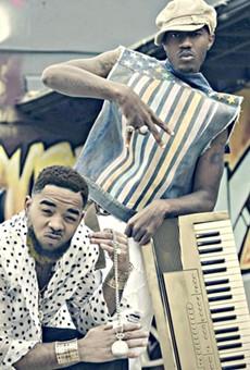 Cadillac Muzik Wants To Funk You Up