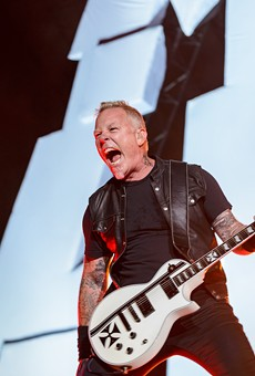 Metallica Sought And Destroyed The Alamodome