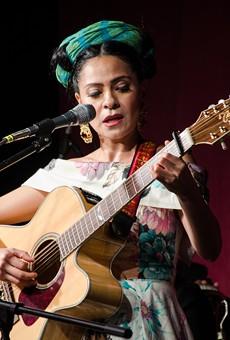 The Esperanza's Noche Azul Concert Series Pays Homage to Mexican Icon Frida Kahlo