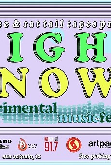 Right Now Experimental Music Fest Spotlights All Manner of Weird Sounds