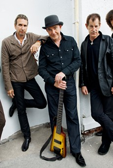 Enduring British New Wavers The Fixx to Play Intimate Show at Sam's Burger Joint