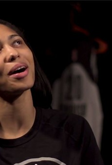 San Antonio Stars' Isabelle Harrison Tells Her Story