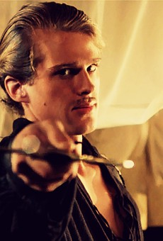British actor Cary Elwes starred as Westley, a poor farm boy-turned-hero, in Rob Reiner's 1987 classic The Princess Bride.