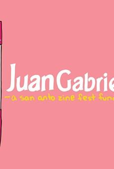 San Anto Zine Fest Fundraiser Pays Tribute to Legendary Mexican Singer Juan Gabriel