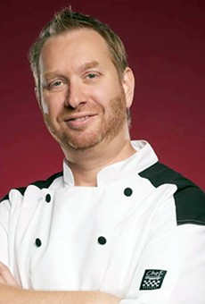 Fair Oaks Ranch Golf & Country Club executive chef Benjamin Knack returns to Hell's Kitchen for its first-ever all-star season. Knack came in third place on the reality show in 2010 when he was based in Boston.