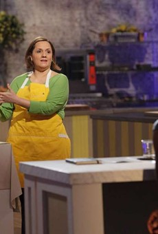 San Antonio pastry chef Susana Mijares competes on the new Food Network reality TV show Best Baker in America.