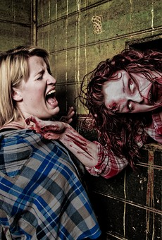 San Antonio Haunted House Voted Best in the Nation