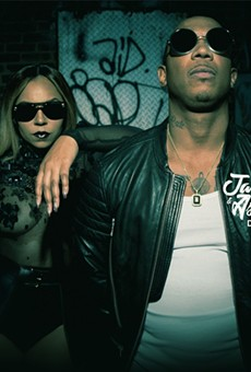 2001 Called and It's Coming to San Antonio with Ja Rule and Ashanti