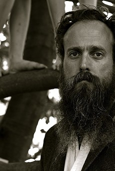 Sam Beam is a man who knows how to toe the line between haunting and beautiful.