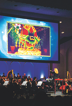 Touring Symphony Brings Legend of Zelda to Life at Majestic Theatre
