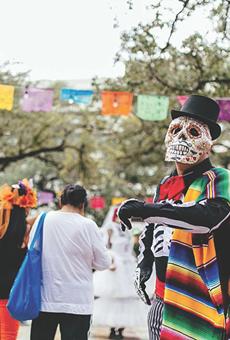 La Villita Hosting Sixth Annual Muertos Fest This Weekend