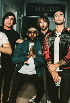Maroon 5's Red Pill Blues Tour is Making a Stop in San Antonio Next Summer