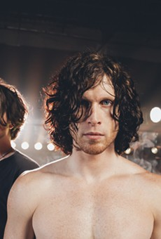 From the Rabbit to the Aztec: Nothing More Vocalist Jonny Hawkins On Becoming a Chart-Topping Rock 'n' Roller
