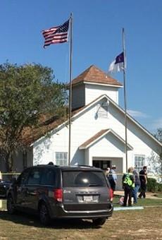 26 Dead in Sutherland Springs Church Shooting