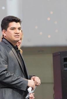 Former CEO Edward Benavides