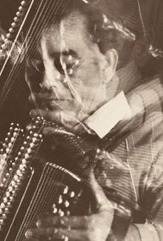 Flaco Jimenez at Blanco Ballroom