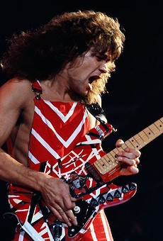 Someone Stole This Iconic Van Halen Guitar From Hard Rock