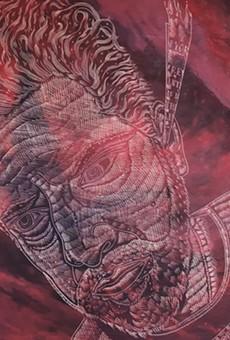 Personal Narratives, Politics and Pop Culture Collide in Work of San Antonio Artist Richard Armendariz