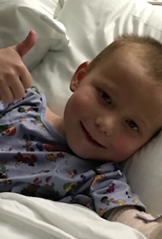 Family Affected By Sutherland Springs Asks for Christmas Cards for 5-Year-Old Survivor