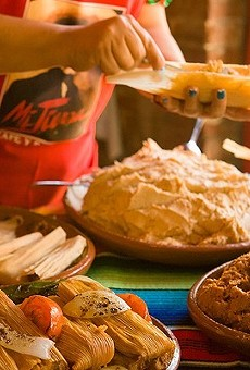 San Antonio Is So Extra, We're Having Three Tamal Festivals This Year