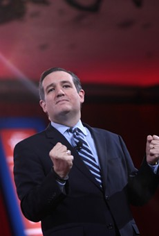 "Sen. Ted Cruz Thinks You're a ""Snowflake"" if You're Worried About Net Neutrality (2)"