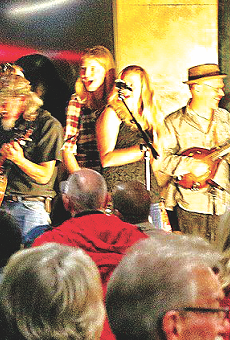 Start the Year with Townes Van Zandt Tribute at The PigPen
