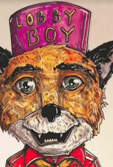 Creative Creatures Dedicates Art Show to Wes Anderson's Career