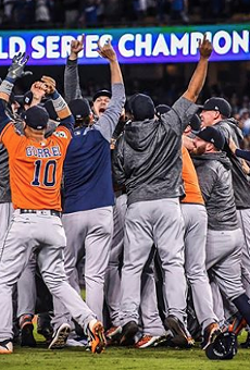 Houston Astros Accept President Trump's Invitation to the White House