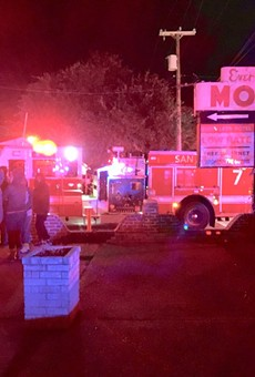 SAFD Investigating Cause of Morning Explosion in Southside Hotel  Room