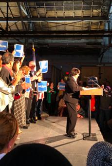Democrat Lupe Valdez Kicks Off Campaign Against Gov. Abbott