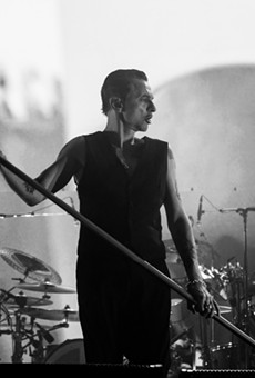 Let's Get Moody, Depeche Mode Is Coming To San Antonio