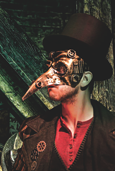 Quirky Hamlet Production Adds Steampunk Tragedy to the Shakespeare Classic