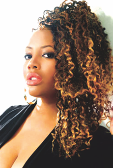 Listen to Lalah Hathaway Sing Two Notes at Once When She Comes to the Aztec Theatre