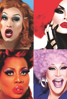'Drag Race' All Stars Team Up for Haters Roast at Aztec Theatre