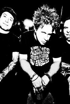 California Rockers Agent Orange Bring Punk/Surf Fusion to Limelight