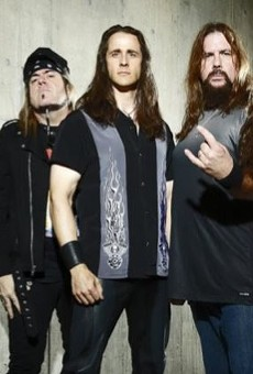 Riot V was formed from the ashes of power metal band Riot, a San Antonio favorite.