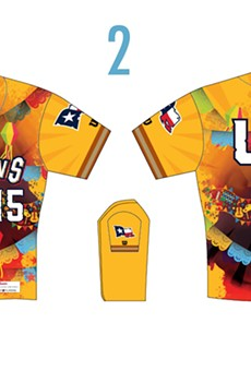 Missions Team Asked for Feedback on Fiesta Jerseys & the Responses Weren't Nice